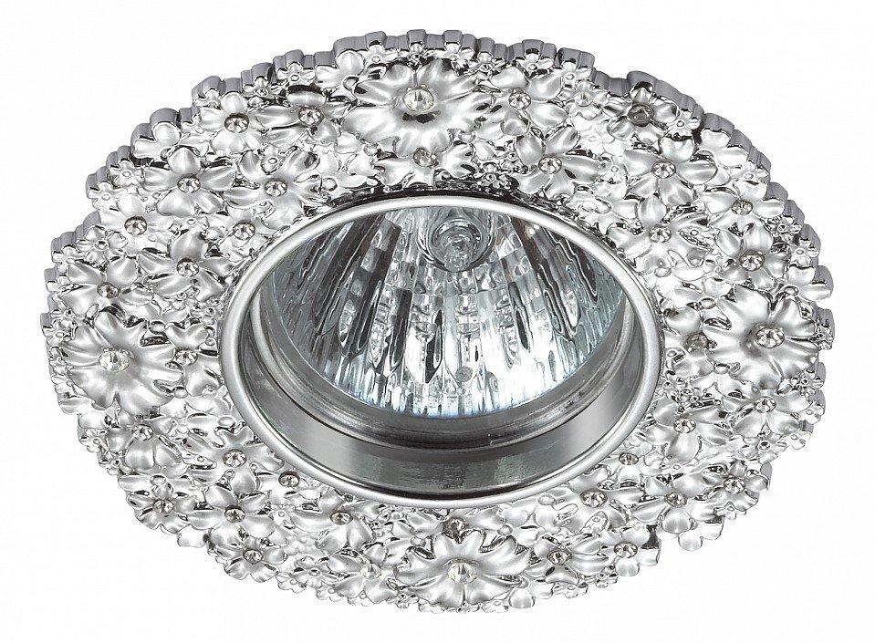 Точечный встраиваемый светильник Novotech Candi 370333.